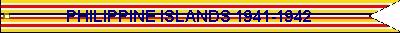 ARMY/USAF Campaign Streamer (World War II, Asiatic Pacific Theater )