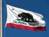 California State Polyester 6x10Ft Flag