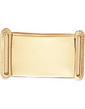 Ceremonial Belt Buckle (Brass)