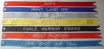 Custom Single Color Award Streamers (3Ft)