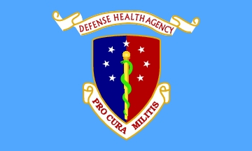 Defense Health Agency Flags