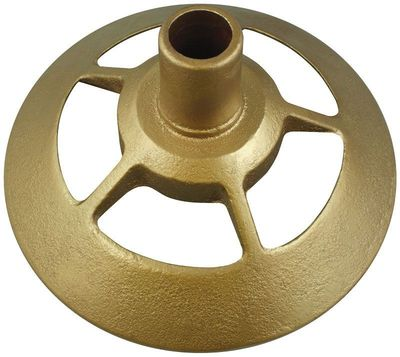 Federal Floor Stand (Gold)