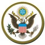 Great Seal Of The United States Plaque