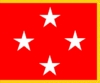 USMC General Officer Flags (Indoor)