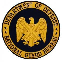 National Guard Bureau Plaque