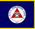 NOAA Commissioned Corps Flags 3x5Ft