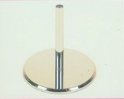 Silver Guidon Pole Floor Stand