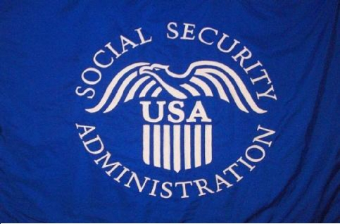 Social Security Administration Flags