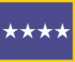U.S. Air Force General Flags (4 Star)