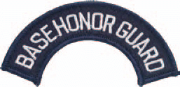 U.S. Air Force Honor Guard Tabs