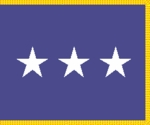 U.S. Air Force Lieutenant General Flags (3 Star)