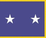 U.S. Air Force Major General Flags (2 Star)