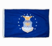 U.S. Air Force Polyester Flags (Various Sizes)