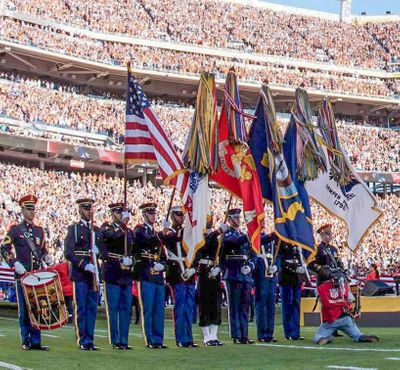 U.S. Armed Forces Battle, Campaign & Award Streamers