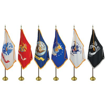 U.S. Armed Forces Flags & Kits