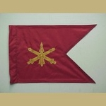 U.S. Army AIR DEFENSE ARTILLERY Regulation Size Guidon