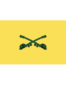 U.S. Army Cavalry Branch vessel Flag