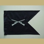 U.S. Army INFANTRY Regulation Size Guidon