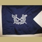 U.S. Army JAG Regulation Size Guidon