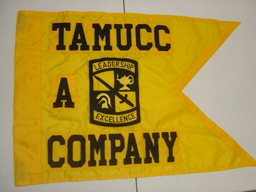 U.S. Army Senior ROTC Regulation Size Guidon