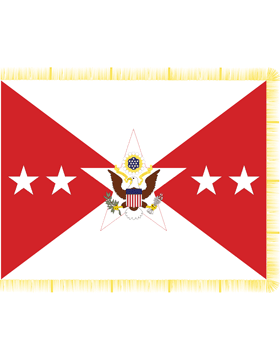 U.S. Army Vice Chief Of Staff Flag Mil-Spec)