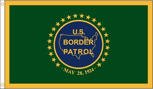 U.S. Border Patrol Flags