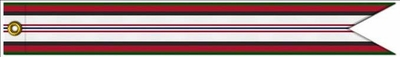 U.S. Coast Guard Afghanistan Campaign Streamer