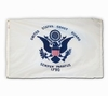 U.S. Coast Guard Outdoor Polyester Flags (Various Sizes)