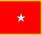 U.S. Marine Corps Brigadier General Flags (1 Star)