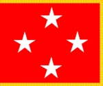 U.S. Marine Corps General Flags (4 Star)