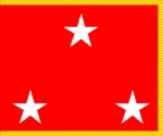U.S. Marine Corps Lieutenant General Flags (3 Star)