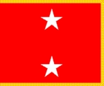 U.S. Marine Corps Major General Flags (2 Star)