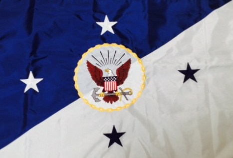 U.S. Navy Chief of Naval Operations Flags