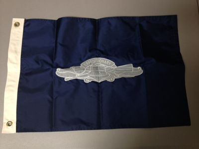 "U.S. Navy Expeditionary Warfare Pennant 18""x26"""