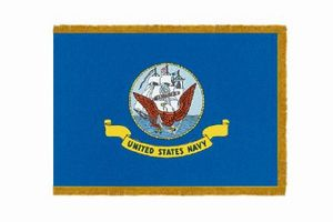U.S. Navy Indoor Presentation Flags