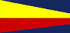 U.S. Navy Number 7 Signal Pennant