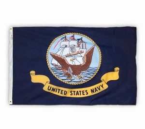 U.S. Navy Outdoor Nylon Flags