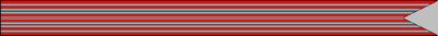 U.S. Navy Second Nicaraguan Campaign Streamer