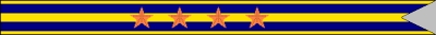 U.S. Navy Spanish Campaign Streamer