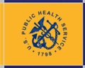 U.S. Public Health Services Flag