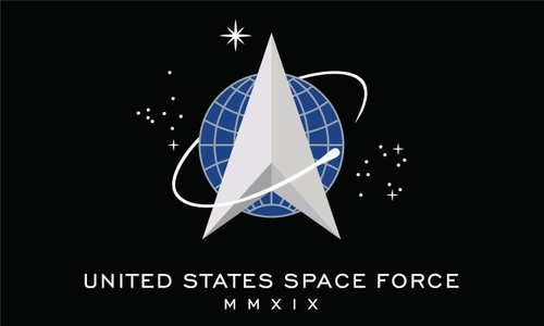 U.S. Space Force 3x5Ft Outdoor Flags w/Grommets
