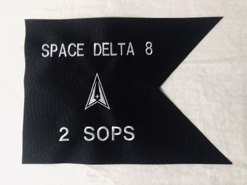 U.S. Space Force Framable Guidon