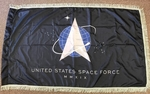 U.S. Space Force Indoor Presentation Flags