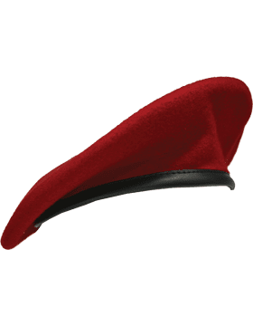 Uniform Beret (Lined) Various Colors