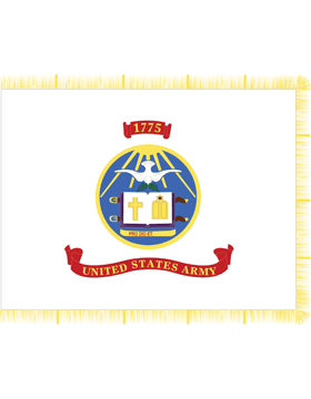 US Army Chief Of Chaplains Flag (Mil-Spec)