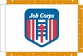US Job Corps Flags