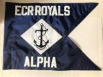 US Navy Guidon Double-Sided Regulation Size