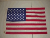 "USA Ensign Boat Flag 18"" x 26"" (G-Spec)"