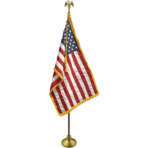 USA Indoor Flag Sets & Accessories
