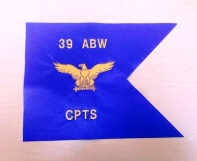 "USAF Mini Guidon  9"" x 12"""